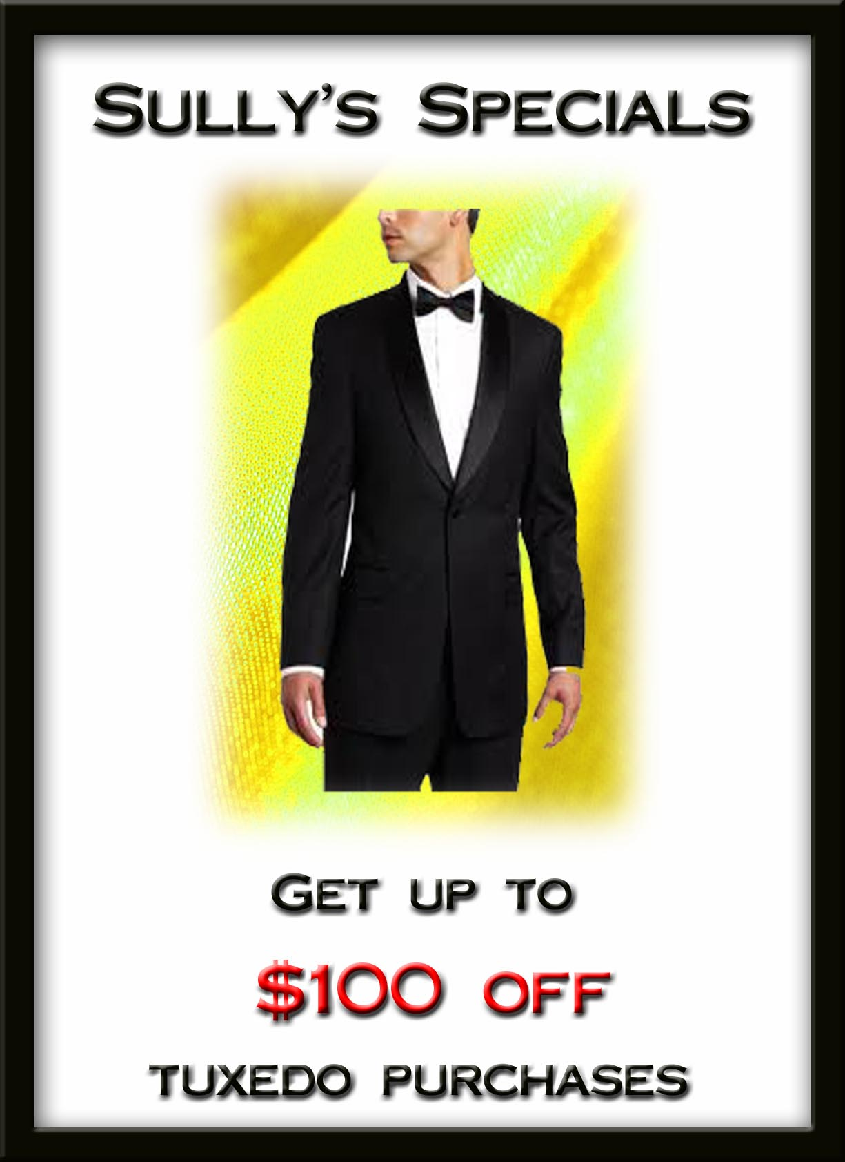 Sully 39 s tuxedos formal wear lowell massachusetts buy for Wedding dresses lowell ma